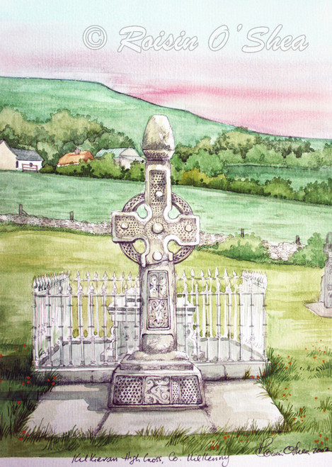 Rosin O'Shea Kilkenny HIgh Cross Pring