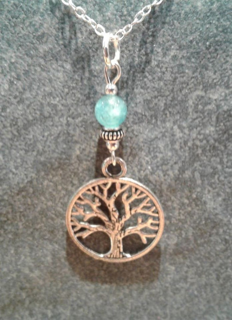Cruthu Tree of Life Pendant
