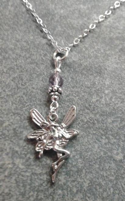 Cruthu Celtic Fairy Pendant
