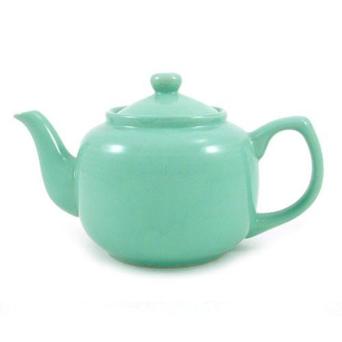 Ceramic Seafoam Teapot