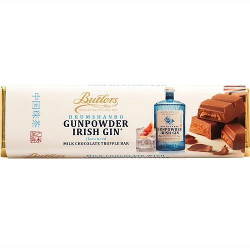 Butlers Drumshanbo Irish Gin flavored Truffle Bar