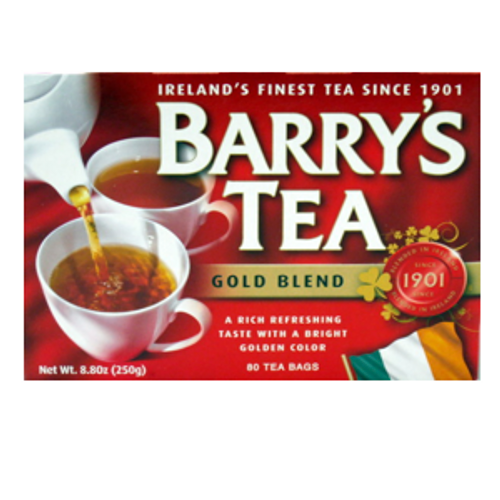Barrys Gold Tea 80s