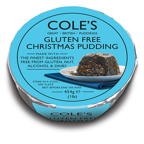 Coles Gluten Free Christmas Pudding
