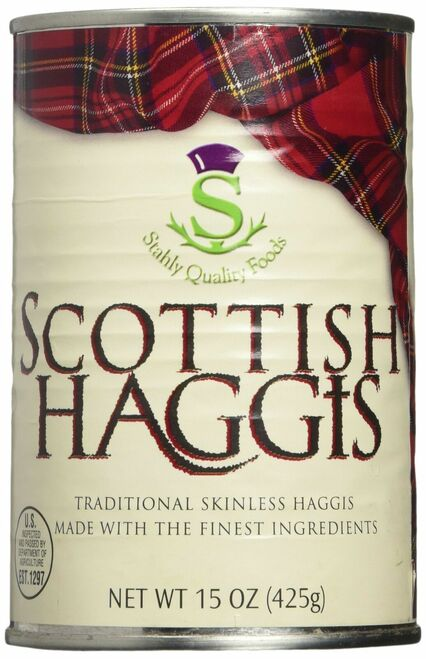 Scottish Haggis 15oz