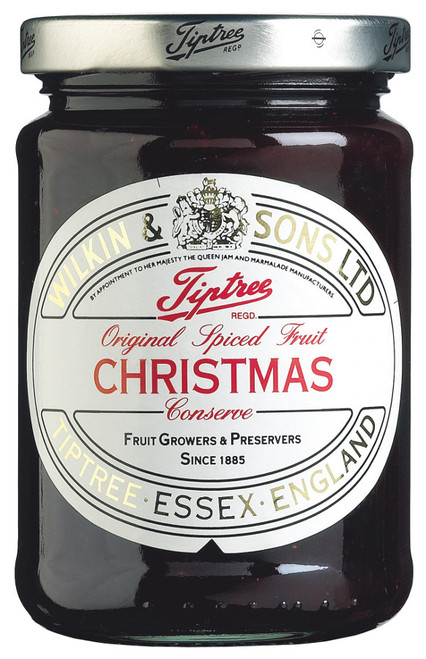 Tiptree Original Spiced Fruit Christmas Preserve