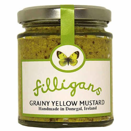 Filligans Grainy Yellow Mustard