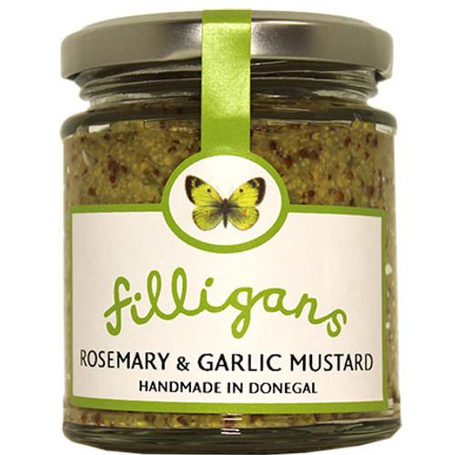 Filligans Rosemary and Garlic Mustard