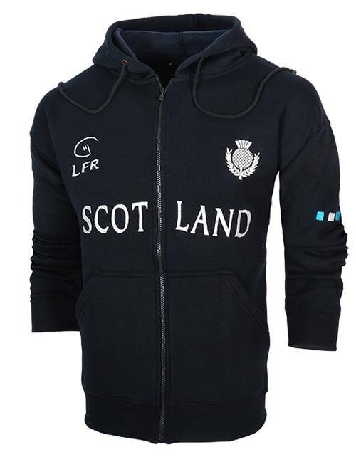 Scotland Full Zip Hoody