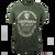 Guinness Kaki Green Label Tea Shirt
