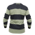 Croker Green and Navy Rugby Shirt