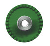 Red Fox 31 Tooth Crown Gear - Green - 1/8 Axle - RF-Crown18-31TGRN