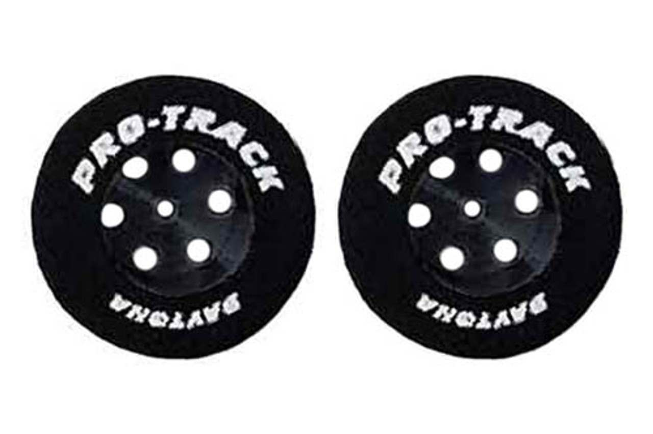 "Pro-Track 1/8 x 27mm(1""tall) x 10mm wide - Black - PTC-329-BL"