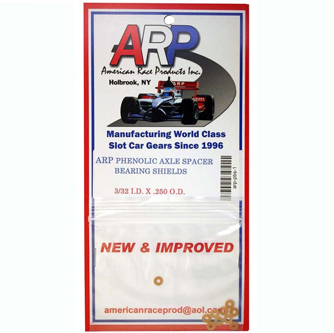 ARP Phenolic Axle Spacer Shields - ARP-PBS1