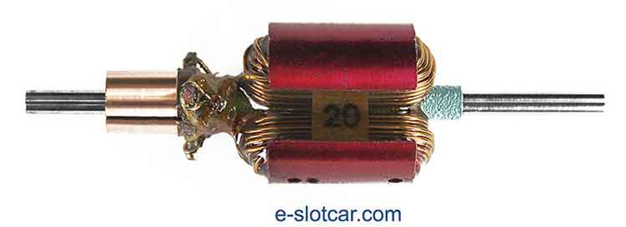 Koford .510 Dia Group 20 Armature - KOF-M468-20-44