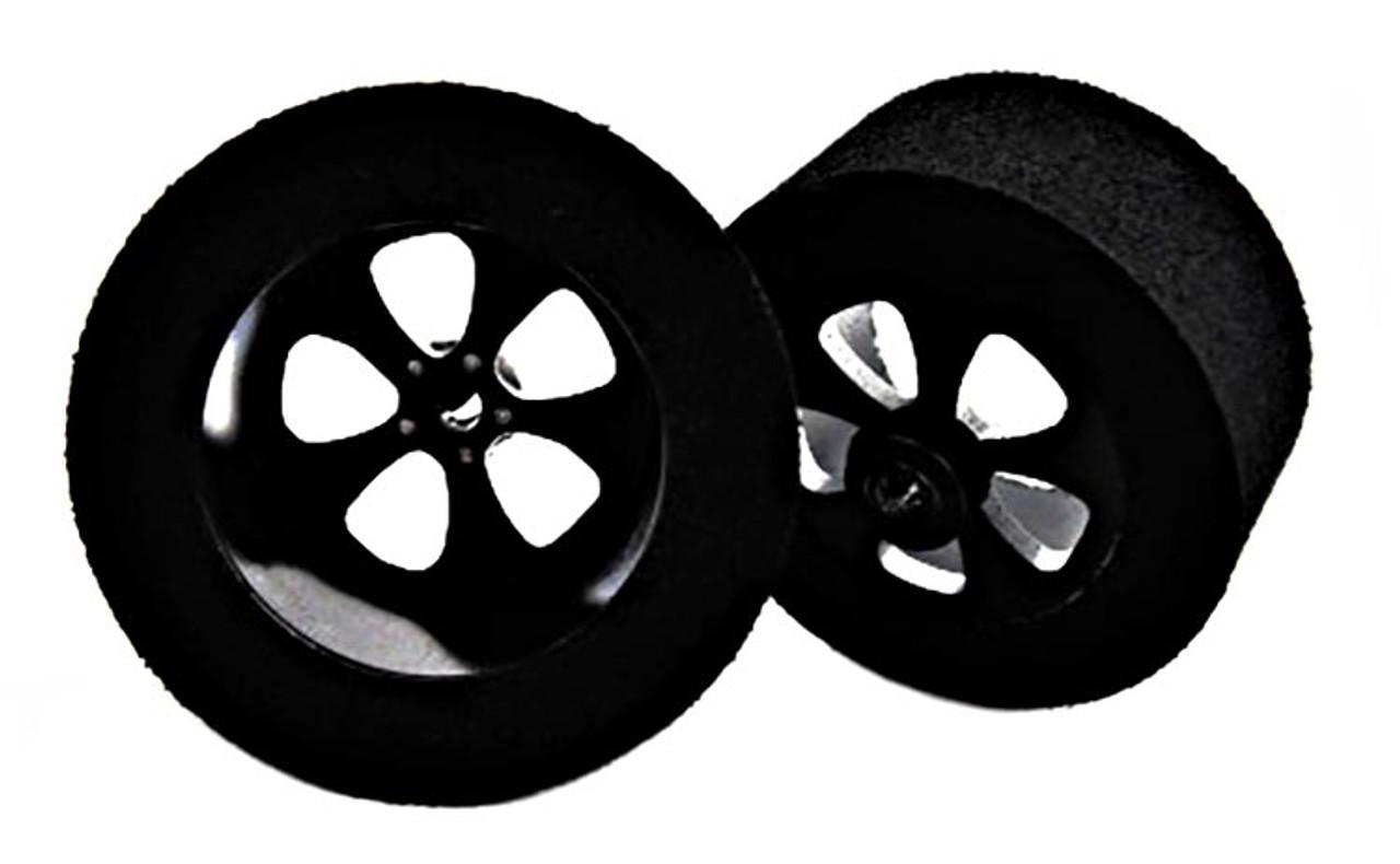 """ESR 3/32 x 1 3/16 x .500 wide Rear Blades 20"""" - Black - ESR-2001B"""