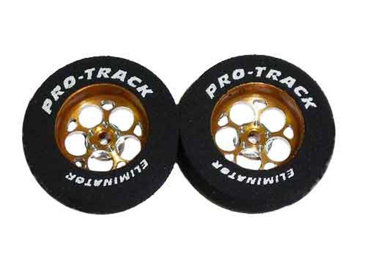 Gold PTC-N401J-G Pro-Track 1 1//16 x 3//32 x .300 wide Style J