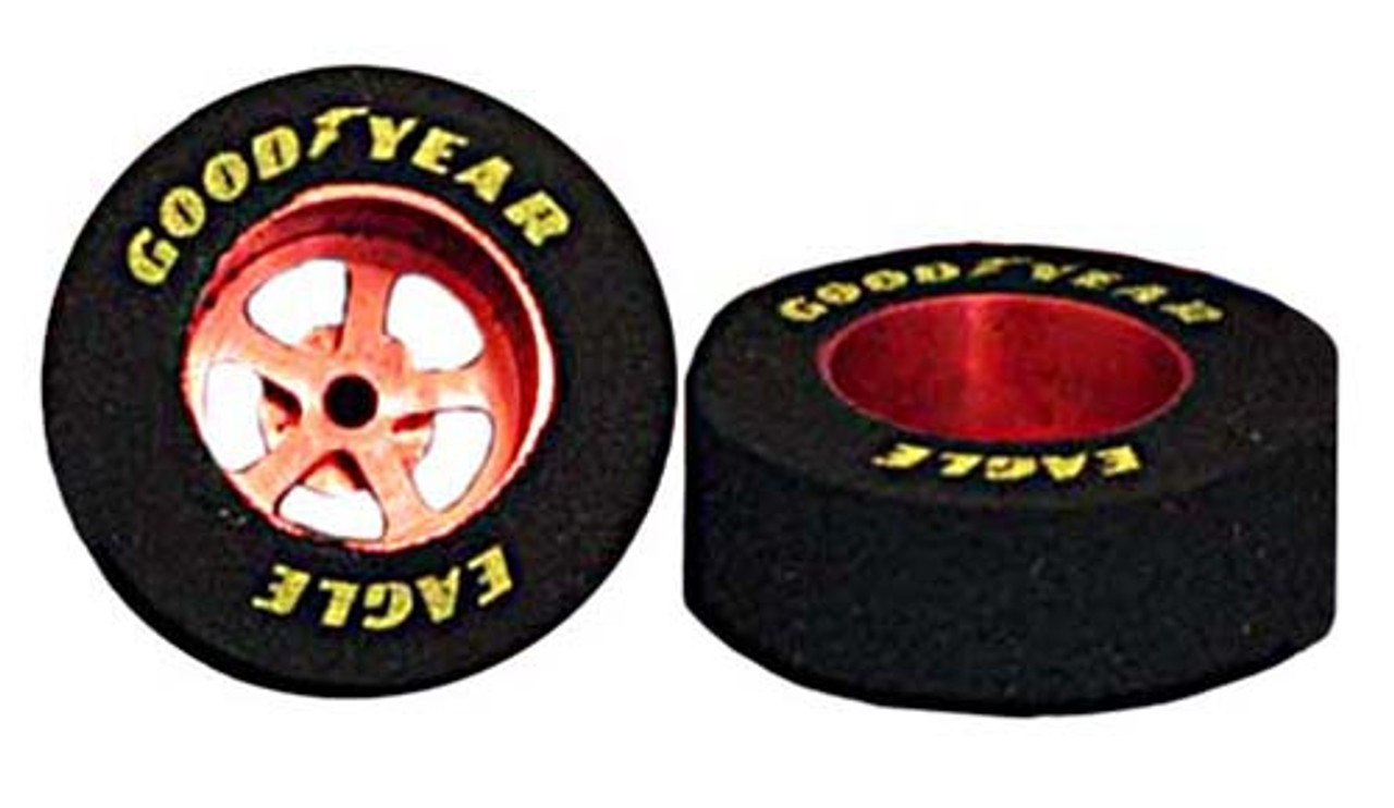 Mid America Star Rears - 1 1/16 x .500 - Red - Goodyear - MAR752RGY