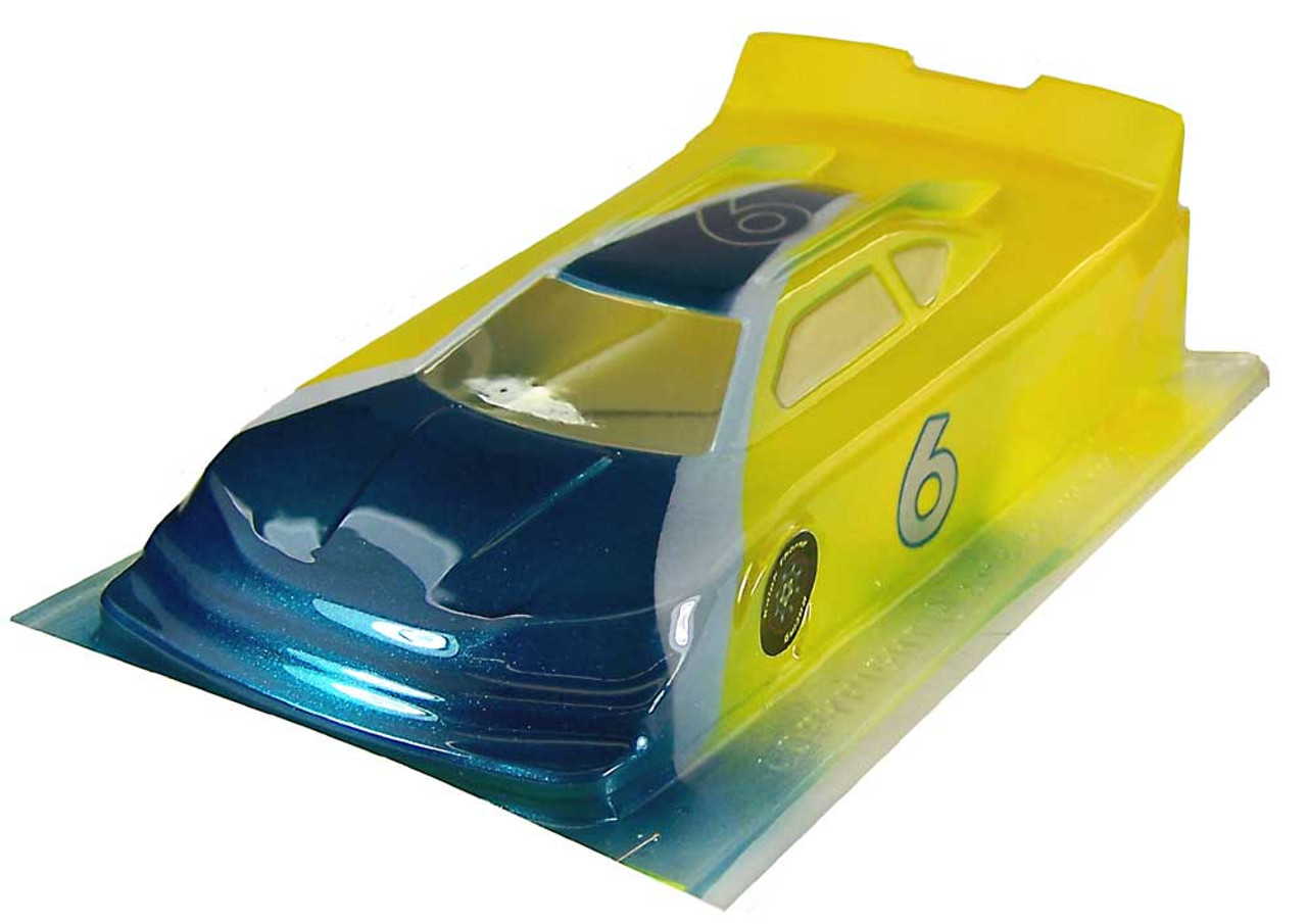 Race Pace RTR Titan COT Stock Car - .007 Thick  - RP-2414