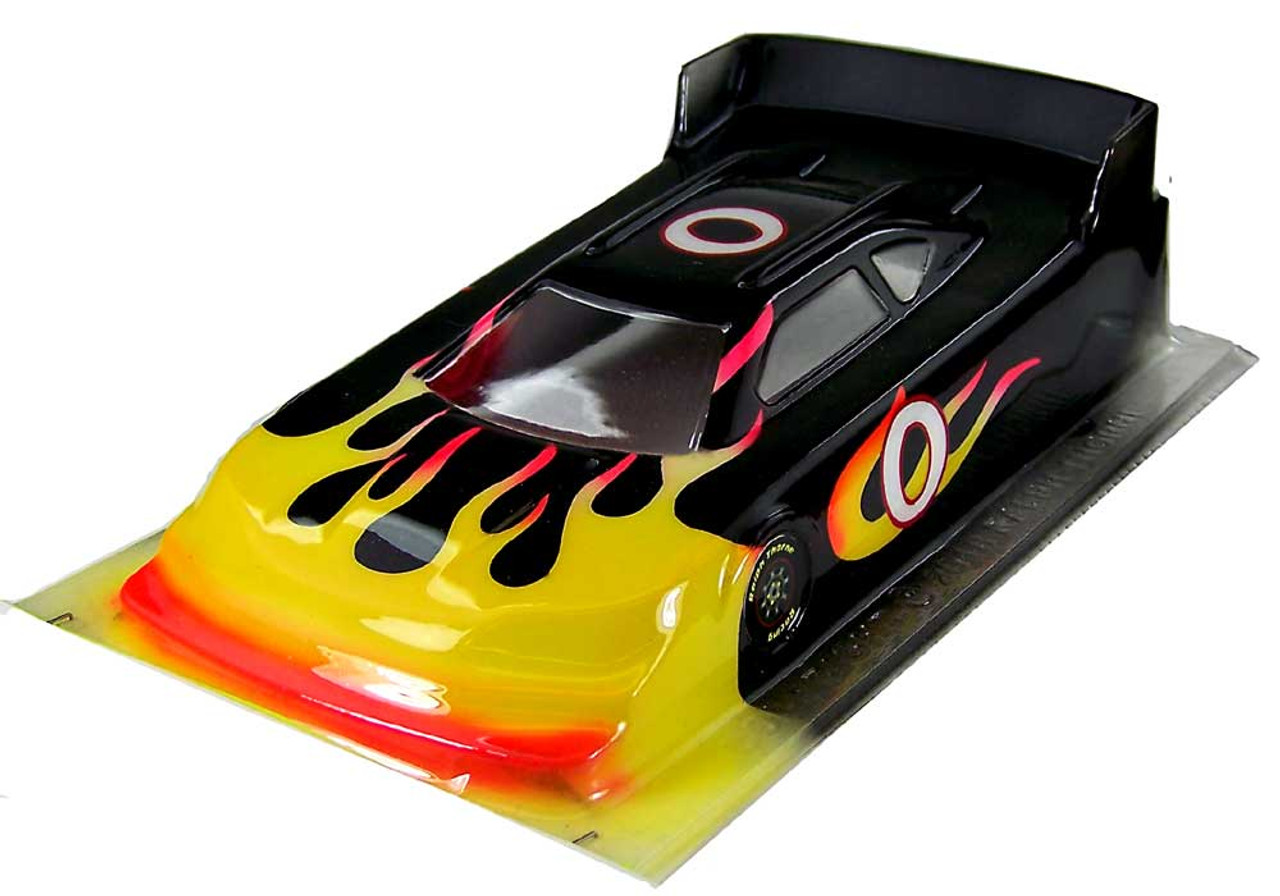Race Pace RTR Titan COT Stock Car - .010 Thick  - RP-2416
