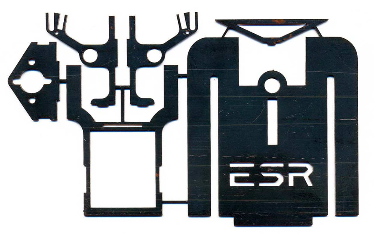 ESR 1 Chassis Kit w/.032 HD Skinny Nose - ESR-15