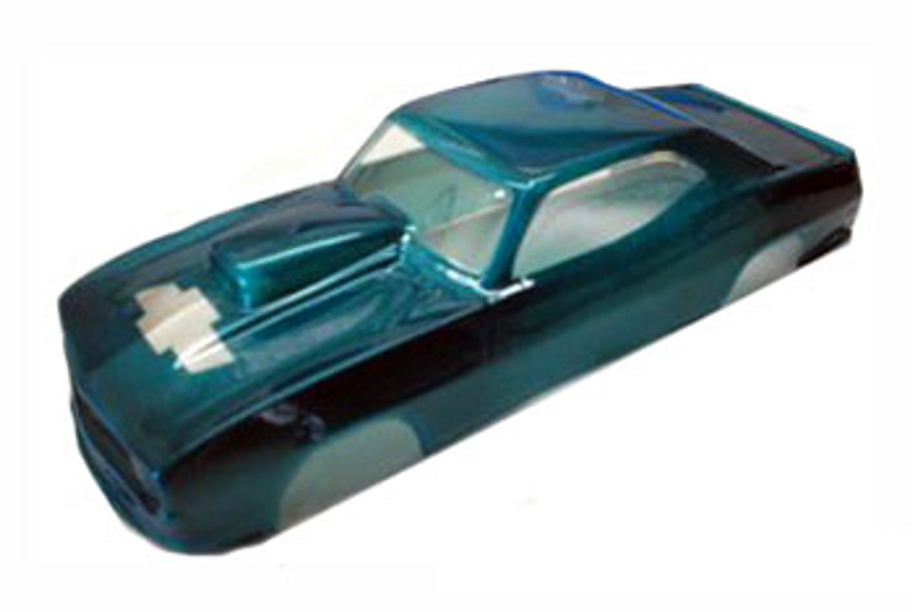WRP 1969 Camaro Clear Drag Body - WRP-B-80