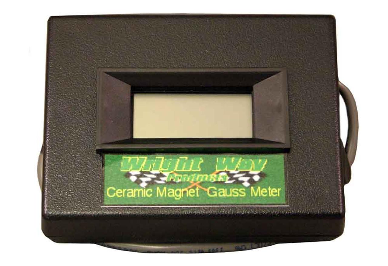 Ceramic Gauss Meter Magnet Matcher - WW-MM