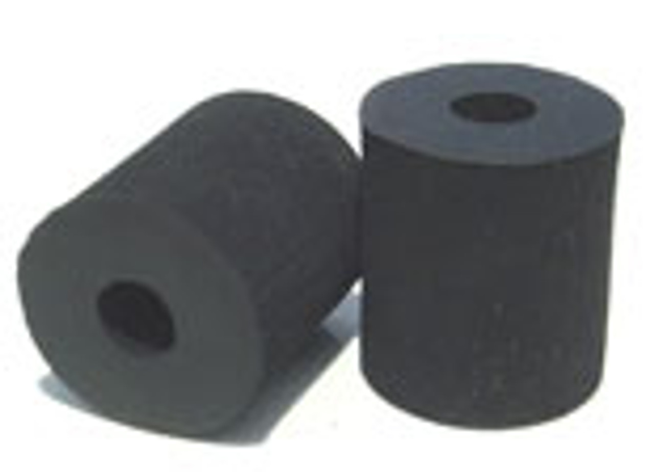 HP Parts Treated Natural Rubber Donuts - HPP-DON