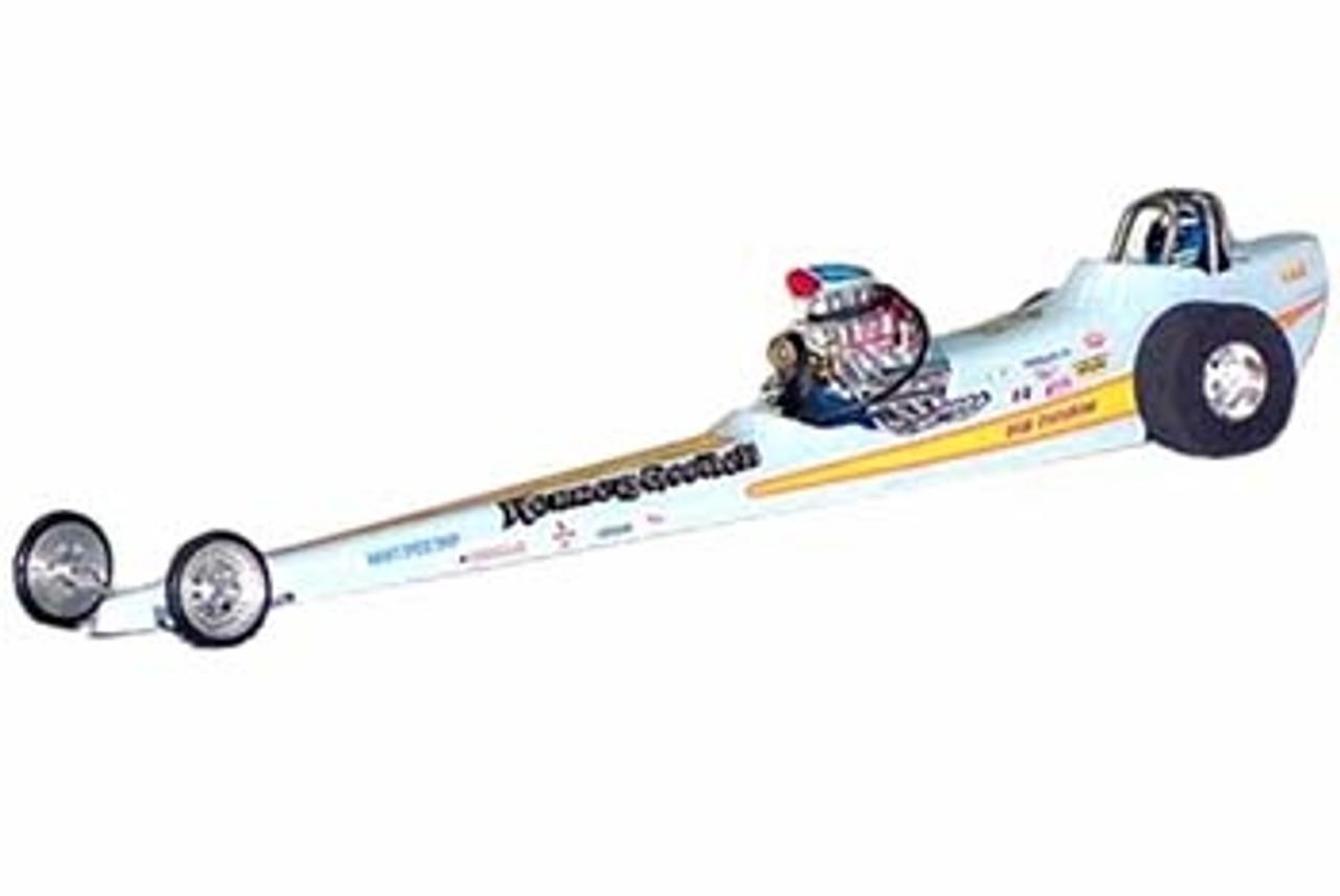 JDS California Charger Slingshot Dragster Unpainted Drag Body - JDS-3010S
