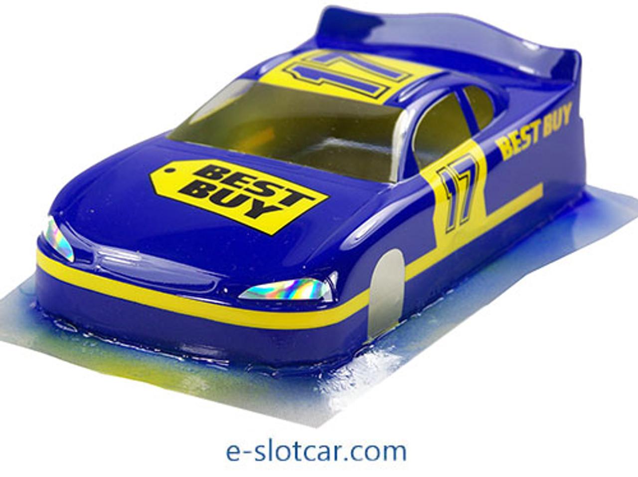 "Best Buy #17 Monte Carlo 4"" body - BC-9936"