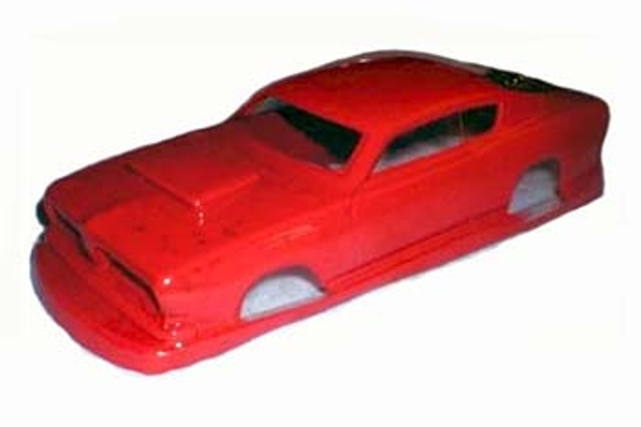 WRP '69 Slammend Barracuda - Unpainted - WRP-SB-70