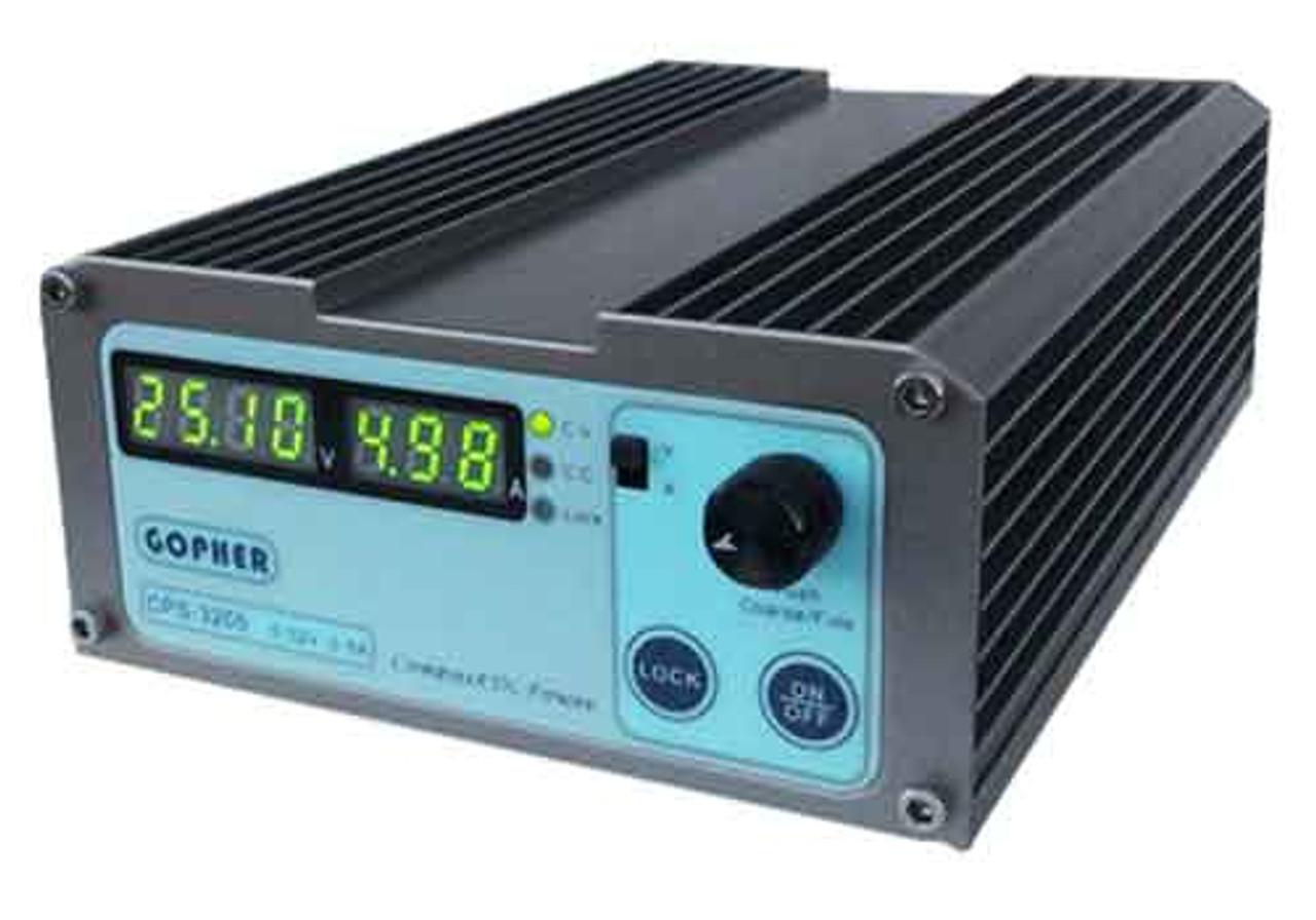 Gophert 32V 5AMP Power Supply - CPS-3205