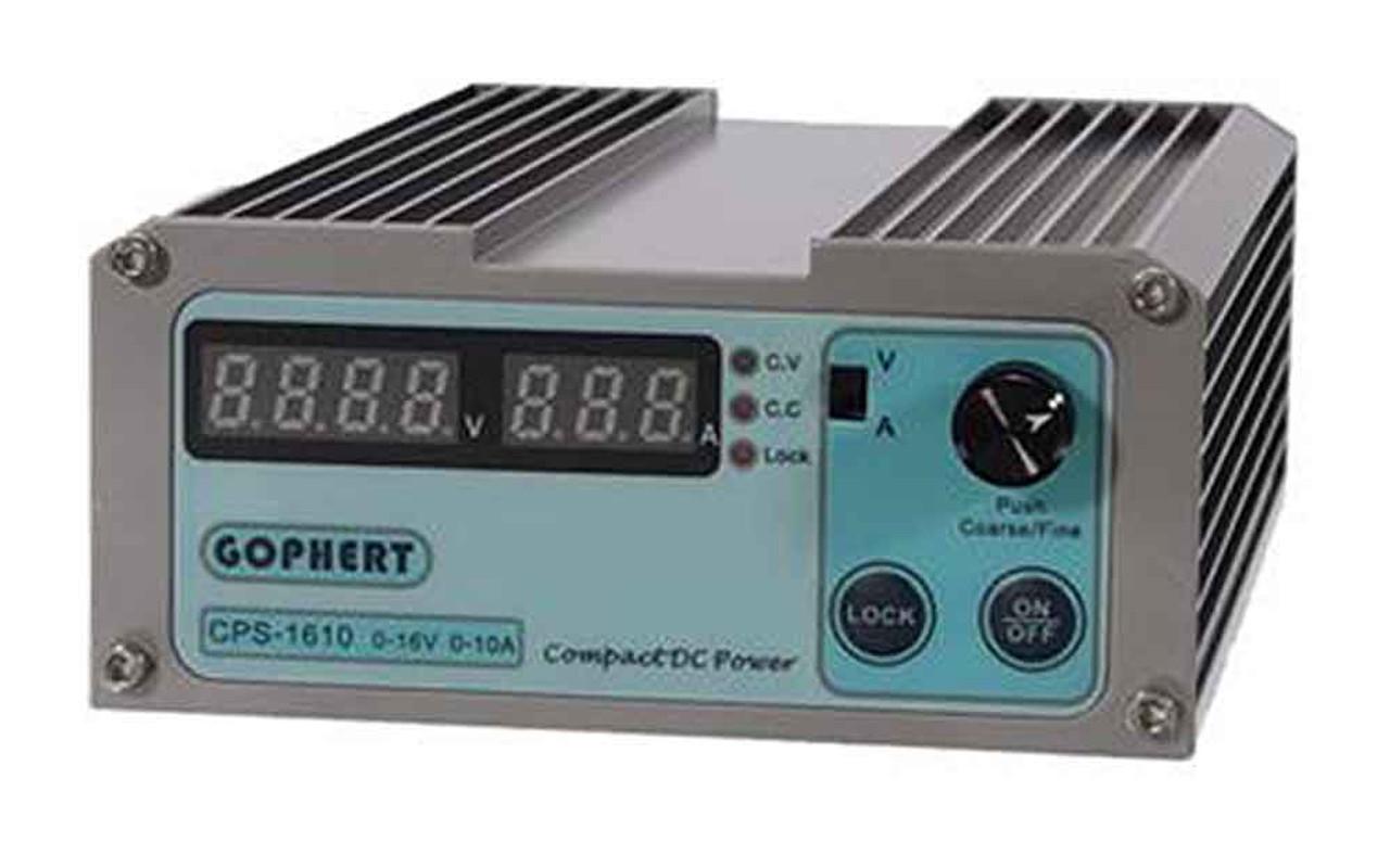Gophert 16V 10 AMP Power Supply - CPS-1610