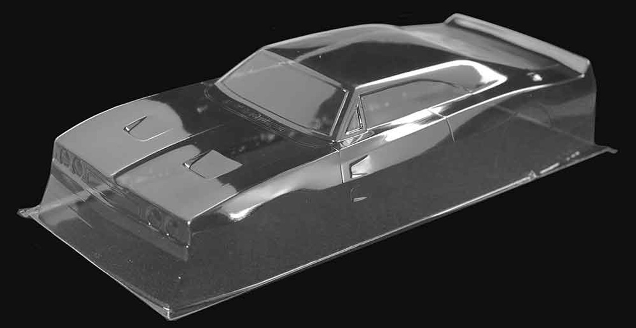 Parma 69 Dodge Charger 500 Clear Body