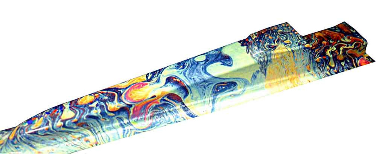 JDS Hydro Dipped Dragster Body - Oil Slick - BH-3009OIL