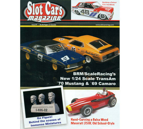Slot Car Magazine - Issue #7 - SCM-7