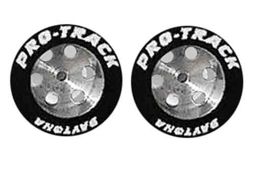 Pro Track Jail Door Rear Tires  - 3/32 x 1.01 x .500 wide  - .670 Dia. Rim - PTC-N5203