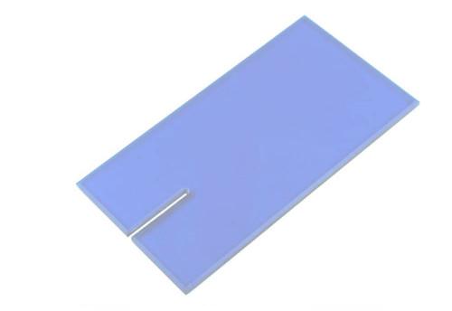 Lucky Bob's Acrylic Block - Blue - LB-1005FB