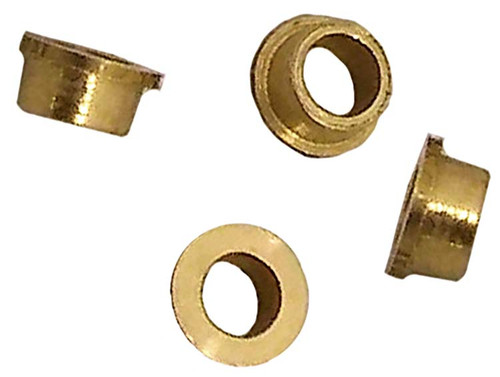 """Chi-Town 3/32"""" Brass Wheel Keepers  - CR008"""