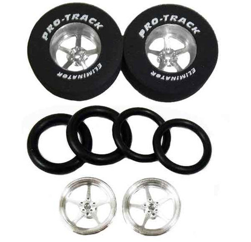Pro-Track 1 1/16 x 3/32 x .435 wide Rears & Fronts - Style I - PTC-N404I-SET