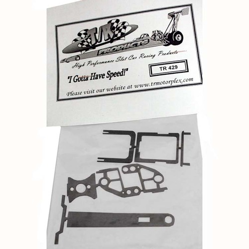 T/R Hard Tail Chassis Kit - T/R-429