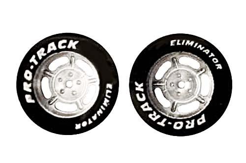 Pro-Track 1 1/16 tall x .063 axle x .250 wide Style H - PTC-4410H