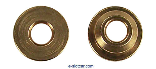 Slick 7 Racing Bronze Bushings 3/32 Axle One Pair- S7-220