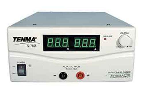 USED Tenma Dual Meter Power Supply - TE-72-7655