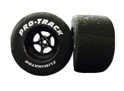 Pro-Track 1 5/16 x 3/32 x .700 wide Style I 3D - Black - PTC-N246I3D-BL