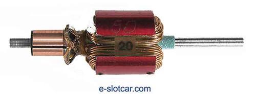 Koford .510 Dia Group 20 Armature 50° - KOF-M468-20-50