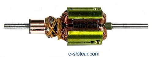 Proslot .510 Group 20 MegaMaster Drag Armature - PS-107MM