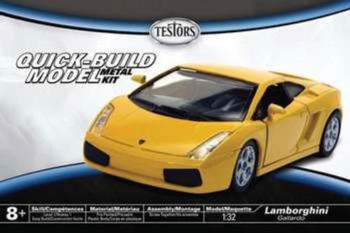 Testors Lamborghini Gallardo - TS-630017N