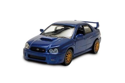 Testors Subaru Impreza WRX STi - TS-630018N