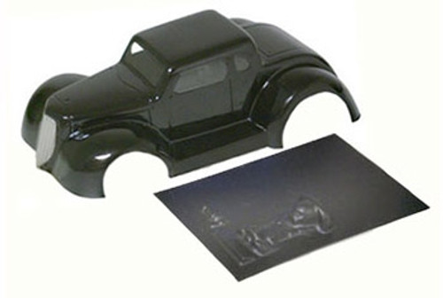 Champion 1/32 Legend 34 Ford Coupe Clear Body - CH-207