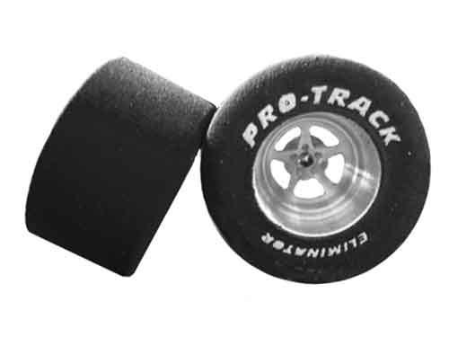 Pro-Track 1 3/16 x 3/32 x .700 wide Style I 3D - Aluminum - PTC-N245I3D